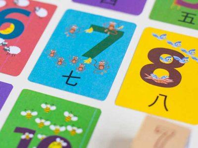 Chinês (Mandarim) para crianças