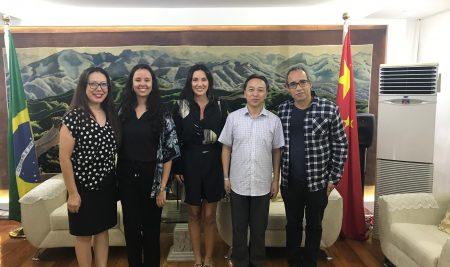 3º Encontro da Amizade e Cooperação com a China — Minha História com a China